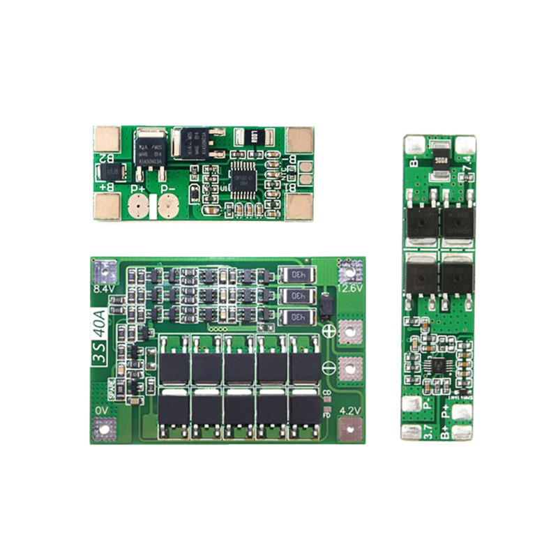 BMS 3S 8A/10A/15A/25A/30A/40A Balance Li-ion Battery Protection Board