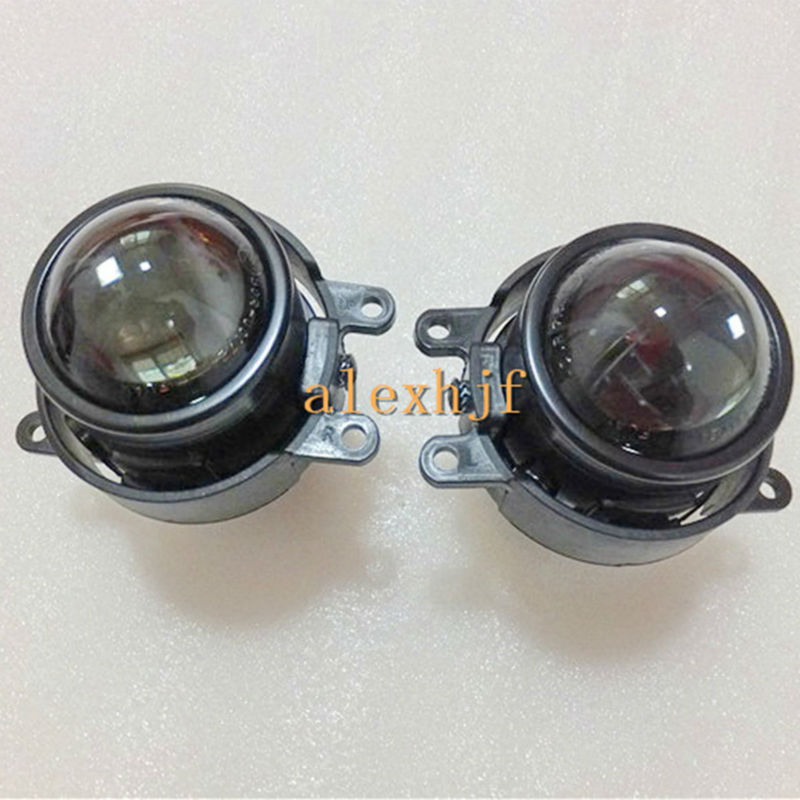July King Car Lens Fog Lamp Assembly Case for Scion IQ 2012~2013, XB 2008~2009, TC 2011~2013, Peugeot  107 2012 ~ON etc. hot sale abs chromed front behind fog lamp cover 2pcs set car accessories for volkswagen vw tiguan 2010 2011 2012 2013