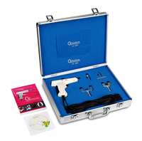 Activator Massager impulse gun Spine Chiropractic Adjusting Instrument with 4pcs probe Y