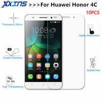 10 pz lot Vetro Temperato Per Huawei Honor 4C Honor4C CHM-CL00 G giocare a mini caso coperchio di protezione Dello Schermo Temperato 9 H su 5 pollice