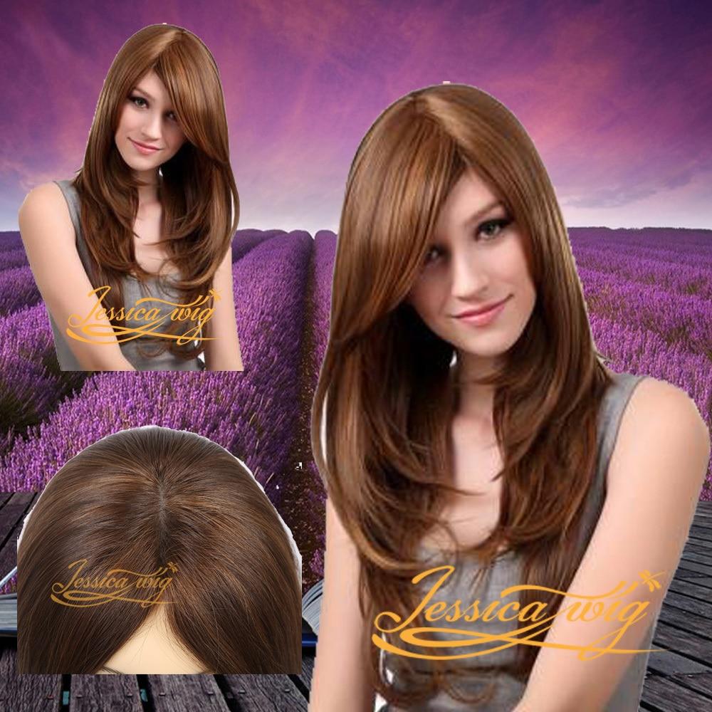 Customized 18 inch Mongolian Hair Jewish Wig, 4*4 Silk Top Kosher Wigs, best Sheitels