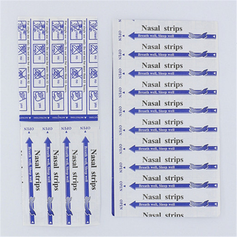 nasal breathing strips
