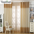 Top Finel 2016 New Finished Window Blackout Curtains for Living Room the Bedroom Shade Curtain for Windows Treatment Drape Panel