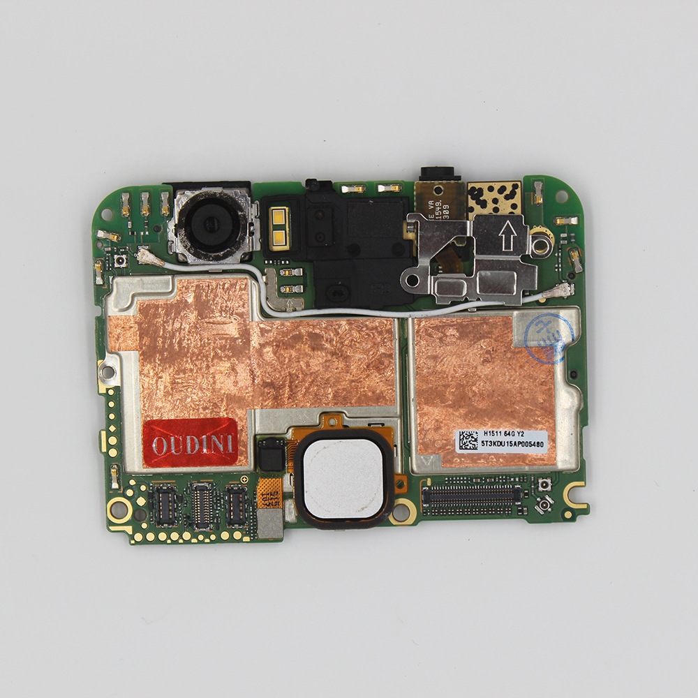 100 % UNLOCKED 64GB Work For Google Nexus 6P Mainboard Original For Google Nexus 6P Motherboard Test Is Work