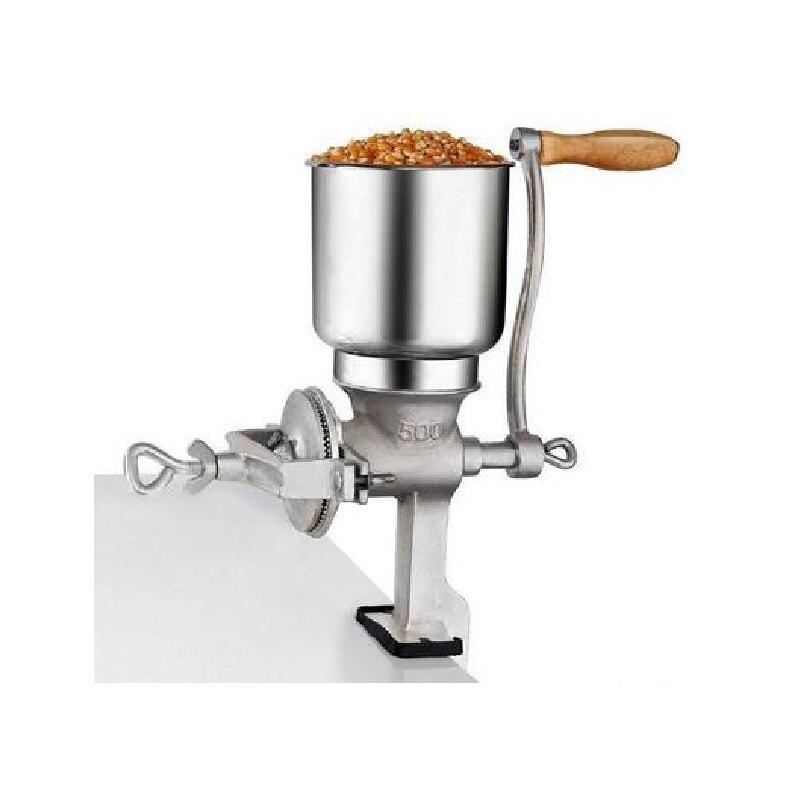 Broyeur de grains Malt concasseur artisanat bière prix usine de haute qualité concasseur en gros écrou concasseur outil de brassage maïs concasseur