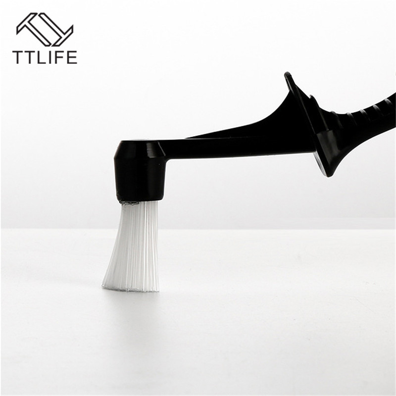 TTLIFE 14 23cm Coffee Machine Cleaning Brush Coffee Espresso Machine Group Head Nylon Cleaning Brush Coffee Grime Cleaning Tools in Grinder Brushes from Home Garden