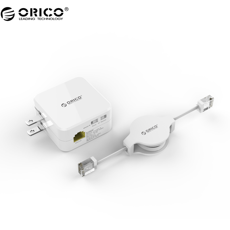 Orico wre 30 universal wireless range extender wifi repeater with usb charging port and blue - Wifi repeater with usb port ...