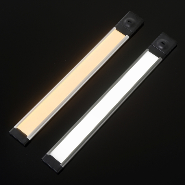Incroyable 3pcs Portable LED Professional Lighting Motion Sensor Under Cabinet LED Closet  Light Kitchen Light High Brightness