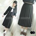 Majisuka Gakuen Женщины Furyo JK Моряк Долго Школьная форма Плиссированные Юбки Косплей