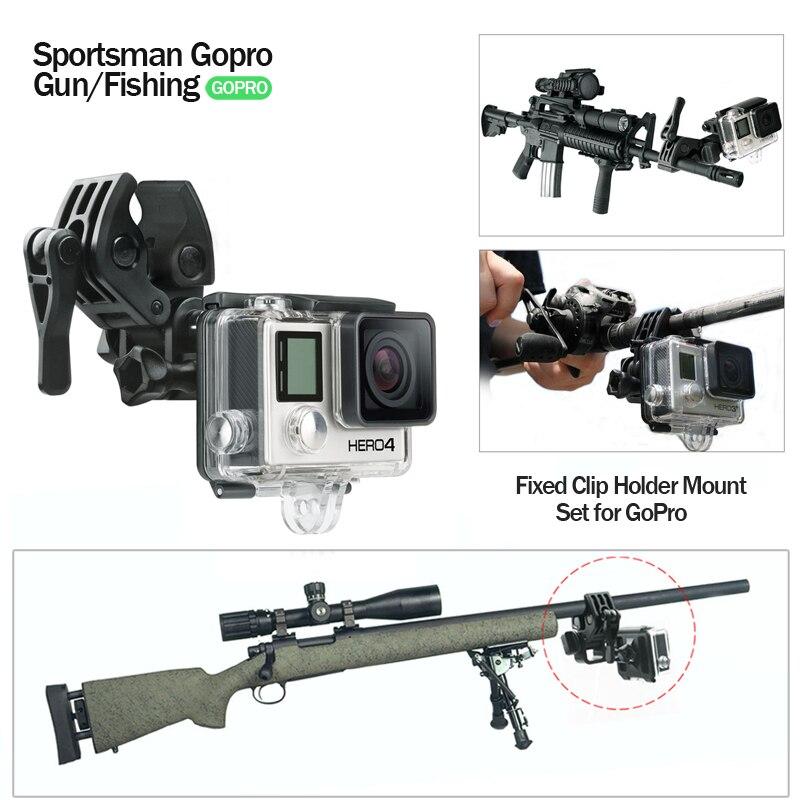 Universal sportsman gun fishing rod bow arrow retaining for Gun fishing rod