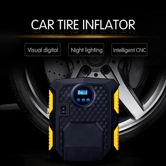 Onever Portable Tire Air Compressor 2