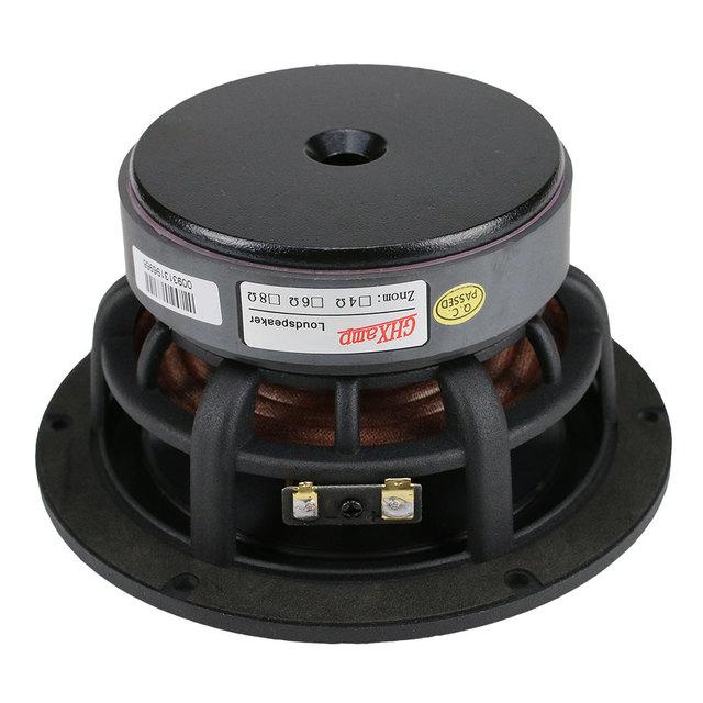5.25 inch Woofer Speaker Unit 4ohm 60W Subwoofer 1PC 5