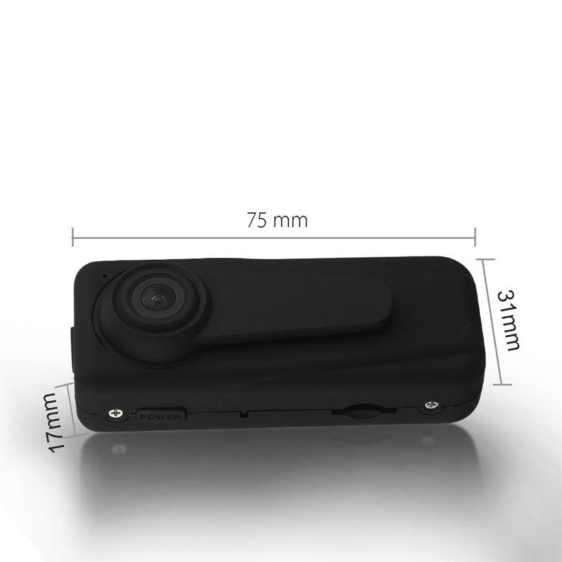 Blueskysea F2 1080P HD полицейска камера 140Degree - Сигурност и защита - Снимка 5