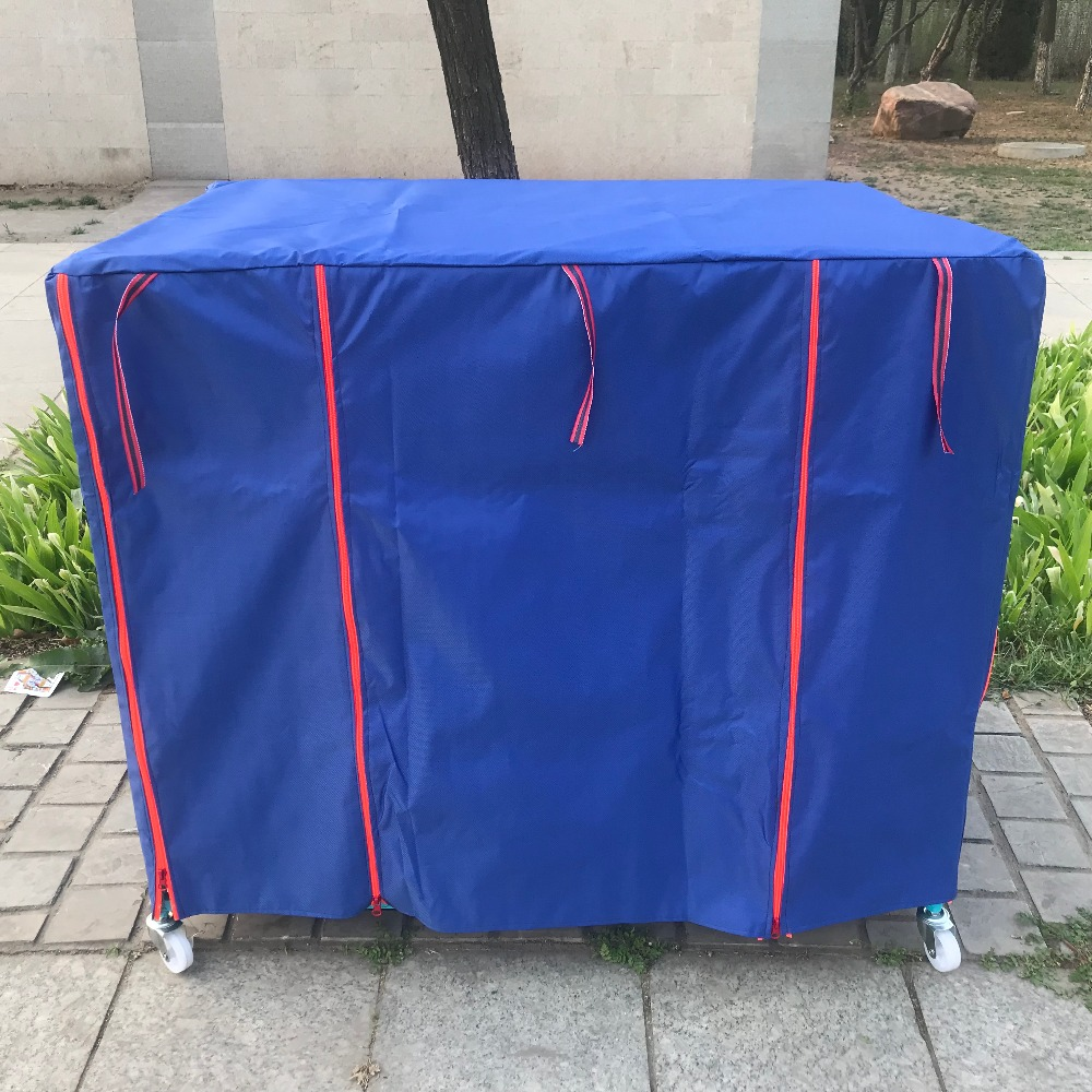Pet Dog Crate Cover For Wire Crates Waterproof and Windproof Oxford Outdoor Kennel Cage Mat for Pet Puppy Cats Cage Without Cage