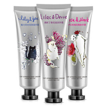 Women's Cat Themed Nourishing Hand Cream 3 pcs Set