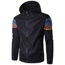 YJSFG HOUSE 2017 Spring Casual bomber jacket Women Fashion Coat Travel Men Hooded jacket men Hot coats brand-clothing