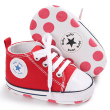 Classic Casual Canvas Baby Shoes Newborn Sports Sneakers Fir