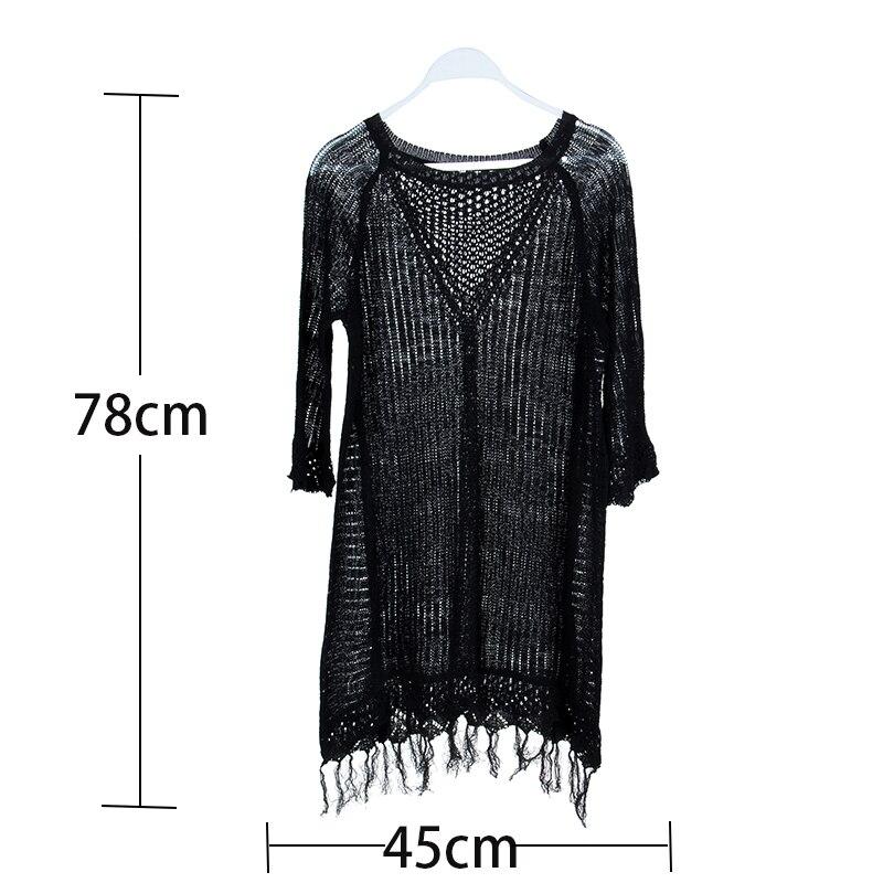 3b600d3624fdd New 17 Beach Tunic Sexy Cover Up Women Beach Blouse Crochet Pareo Swimsuit  Cover-ups
