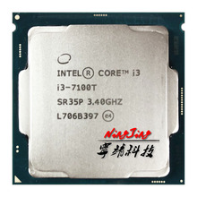 CPU Processor Intel-Core I3 Lga 1151 I3-7100t Quad-Thread Ghz 3M 35W