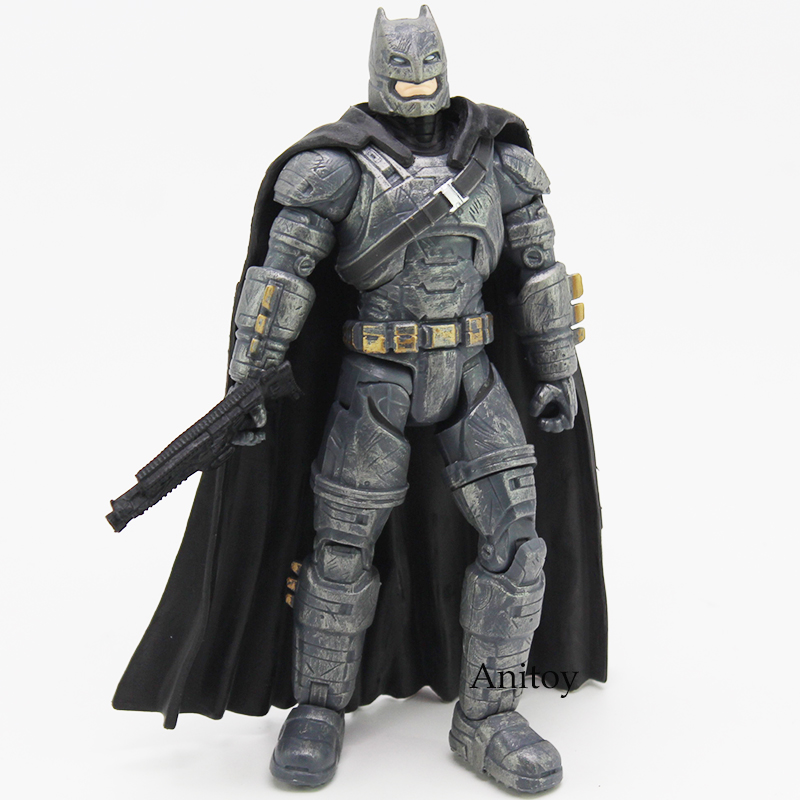 Batman V Superman Dawn of Justice Armored Batman PVC Action Figure Collectible Model Toy for boys Toys for Children 1