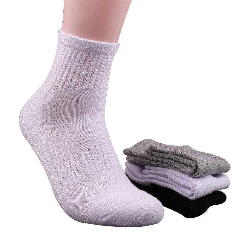 Men 2017 Winter high quality thicken towel bottom cotton socks male warm terry socks 5pairs/lot