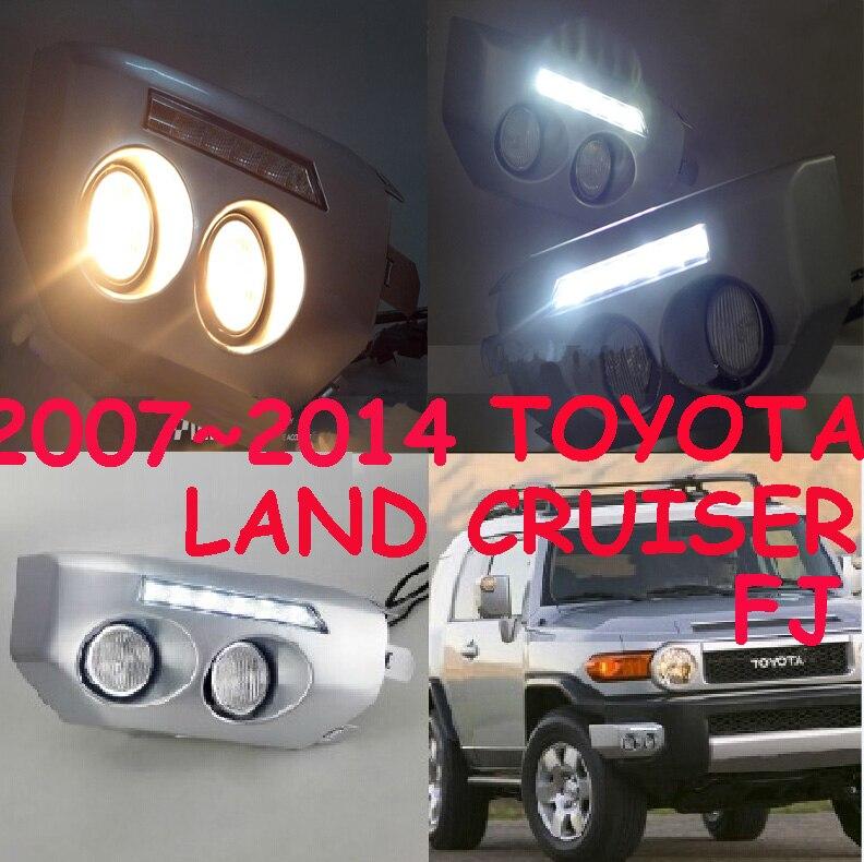 2008~2014 Cruiser daytime light,LC200,SUV,Free ship!LED,cruiser fog light,2ps/set,FJ,Prado daytime light,FJ120,LC120 автоинструменты new design autocom cdp 2014 2 3in1 led ds150