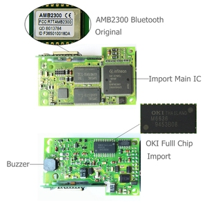 Image 5 - VAS5054A ODIS V 5.1.6 Freies Keygen Original AMB2300 Bluetooth OKI Volle Chip 5054A Mit Summer UDS VAS 5054 6154 ODIS 5.1.5