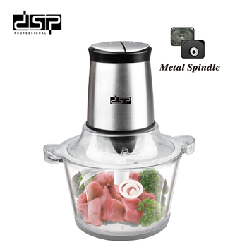 DSP   Household Free Shipping Stainless Steel Meat Grinder Electric Meat Grinder Food Chopper For  UK / EU / AU plug 400W