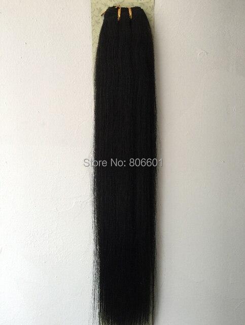 Wholesale Indian 1 Jet Black 100g 16 32 100 Soft Silky Remy