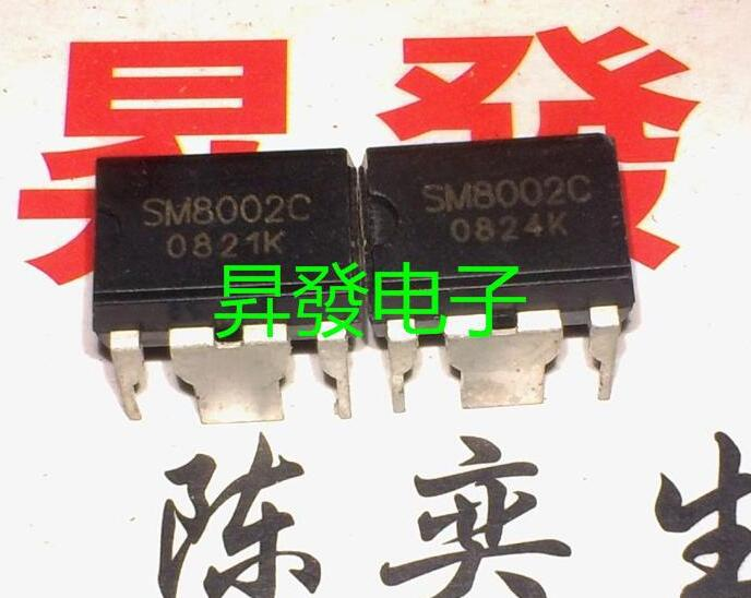 1pcs/lot SM8002C SM8002 DIP-8