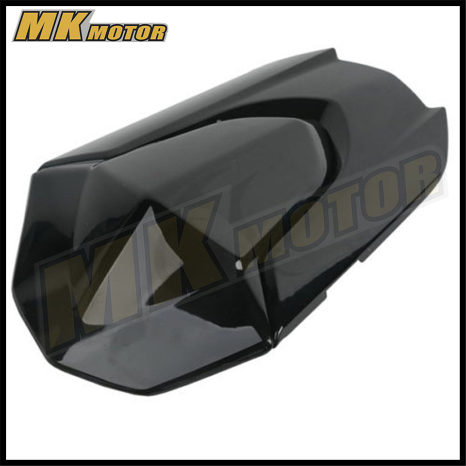 Rear Seat Cover Cowl Solo Seat Cowl Rear For Suzuki GSXR 1000 R K9 2009 2010 2011 2012 2013 2014 gsxr 1000 k9 GSX black rear pillion seat cowl cover for 2006 2007 suzuki gsxr gsx r 600 750 k6