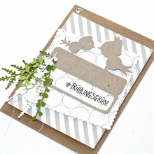 JC Metal Cutting Dies for Scrapbooking Die Cut Rectangle Word Tag Frame Craft Stencil Folder Paper Card Making Model Decoration