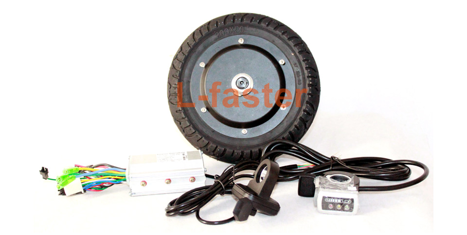 8 inch e-scooter 65mm hub motor kit -2-a