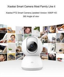Image 5 - 100% Original imilab 360 Angle Webcam PTZ 1080P 2K 1296P HD Smart IP Camera Night Vision mi home security IP wifi camera Cam