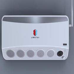 5mp HD IP Камера системы видеонаблюдения с генератор дыма по аварийного Пуговицы, мобильного удаленного для max 150 квадратных метров