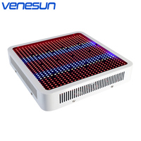 LED Grow Light Fixtures 800W Venesun Full Spectrum Grow Lamps with UV and IR Diode for Greenhouse Indoor Plant Veg and Flowering