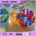 Бесплатная доставка 2 м надувной водный аттракцион надувной шар для ходьбы по воде воздушные шары гигантские надувные антистресс мяч