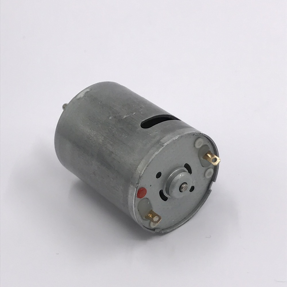 MABUCHI RK-370SD-24100 DC 6V-12V 24000RPM High Speed Carbon Brush 370 Motor DIY