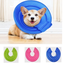 2019 Pet Dogs And Cats Recovery Collar Dog Flared Design Protective Easyo Adjust Be Fixed Head Protection Supply