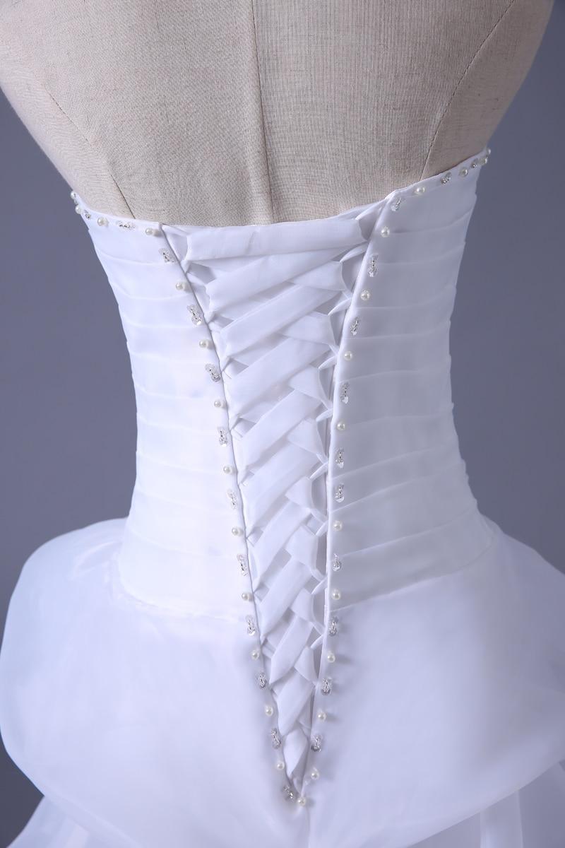 Gratis verzending 2014 nieuwe collectie bruids trouwjurk, trouwjurk - Trouwjurken - Foto 5