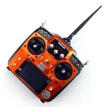 RadioLink AT10 II 2,4 Ghz 10CH RC Sender mit R12DS Empfänger PRM-01 Spannung Rückkehr Modul für RC Hubschrauber Quadcopter