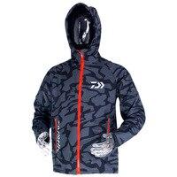 2017 Marka Balıkçılık Ceketler Erkekler Kalınlaşma Kış Tırmanma Açık Su Geçirmez Sıcak Ceket Seyahat Yürüyüş Kamp Avcılık Giyim