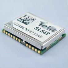 10 pièces STA8088CFG STA8088 jeu de puces ARM9 SL869 GNSS 32 canaux positionnement module de navigation de réception, traçage navigation.