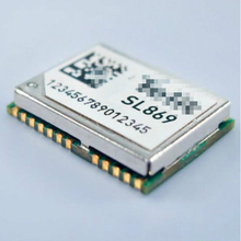 10pcs  STA8088CFG STA8088 chipset ARM9  SL869 GNSS 32 channel positioning navigation module  of receiving,tracing  navigation.