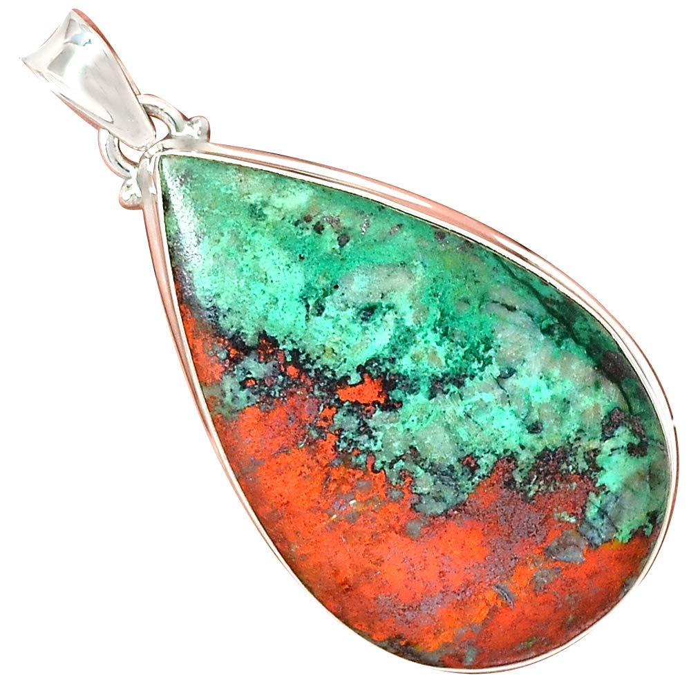 Nature Sonora Sunset Pendant 925 Sterling Silver Jewelry, 55 mm, MHBAP5162Nature Sonora Sunset Pendant 925 Sterling Silver Jewelry, 55 mm, MHBAP5162