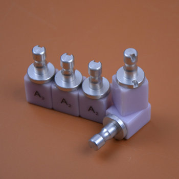 10 pieces HT Dental Cerec glass blocks Lithium Dislicate Blocks Emax glass ceramic block for the CEREC Dental Lithium Dislicate