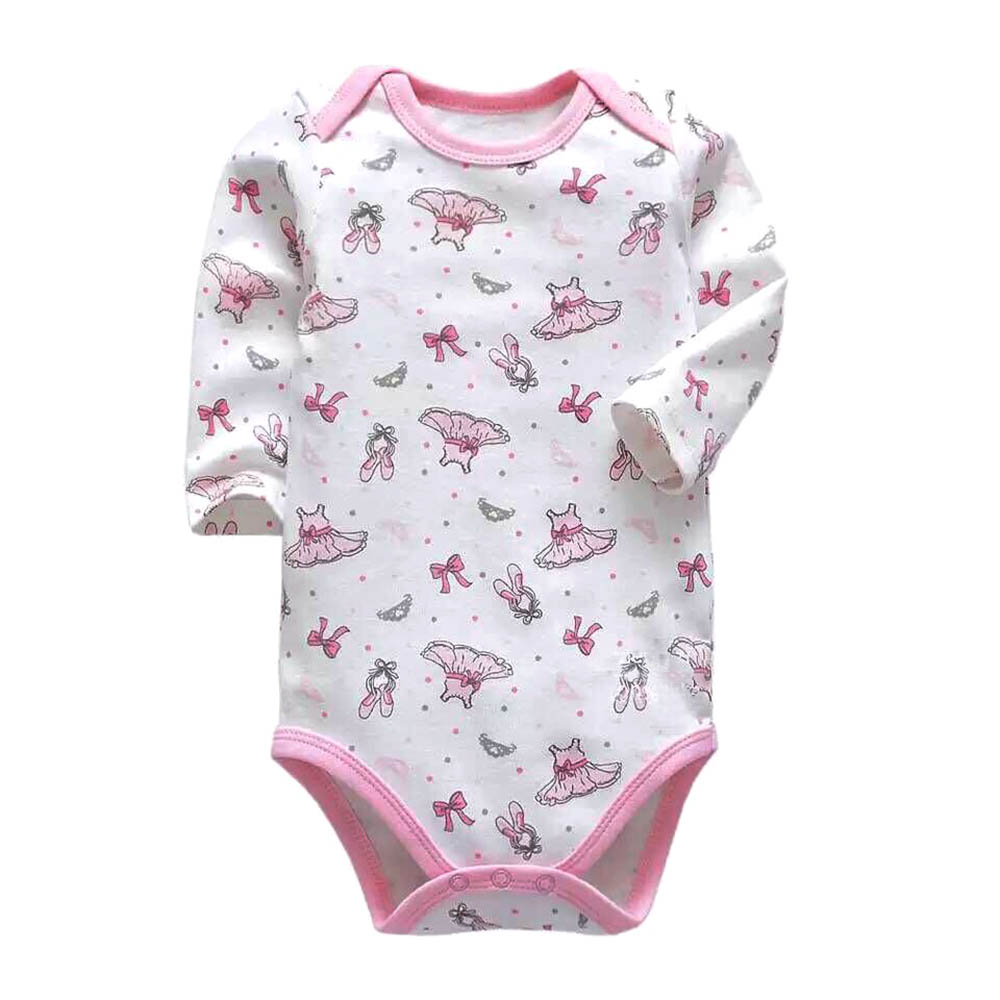 One Piece Baby Clothes Babies   Romper   Newborn Toddler Long Sleeve 0-24 Months Body Infant Boy Girl Clothing