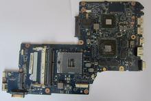 For Toshiba Satellite C870 L870 Laptop motherboard H000043490 PGA989 With graphic HD7670M full test