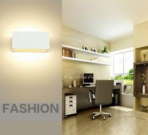 Image 5 - Nowa nowoczesna 5W 10W 16W biała elastyczna regulacja LED kinkiet elastyczna wysoka jasność nocna łazienka kryty oświetlenie ścienne