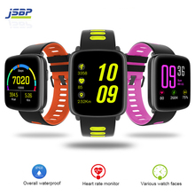2017 new Kingwear GV68 Bluetooth 4.0 Smart Watch Waterproof Ip68 Heart Rate Monitor Sport for IOS/Android phone wearable devices
